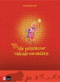 När prinsessor vaknar om natten (inbunden)