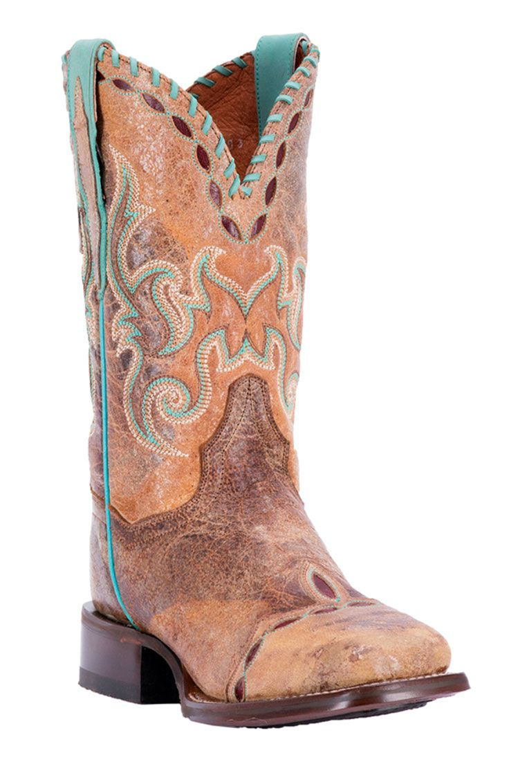 """The perfect boot to rock this summer! Check out """"McKenna"""" by Dan Post!"""
