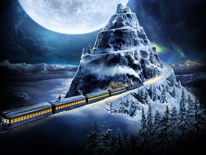Pictures From the Polar Express | POLAR EXPRESS - Nuovo Eden
