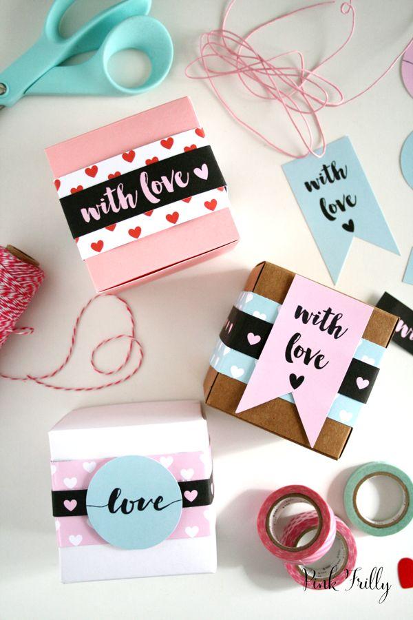 Pink Frilly: Un regalo per San valentino
