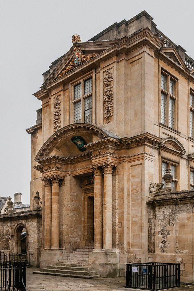 Oxford: Old Ashmolean Museum | por netNicholls