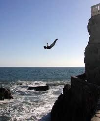 75 best images about awesome cliff diving on pinterest gifs greece and do what - Highest cliff dive ...