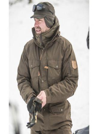 19070a8b41e Fjallraven Singi Trekking Jacket - Dark Olive in 2019