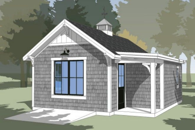 Method Homes Cottage Series ADU Prefab Home Cottage Pinterest Prefab An