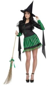 Bad Witch Costume - Adult Costumes