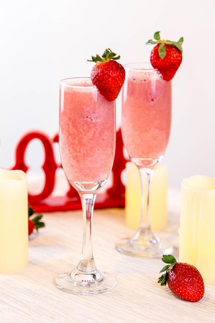Strawberry Mimosa Recipe                                                                                                                                                                                 More