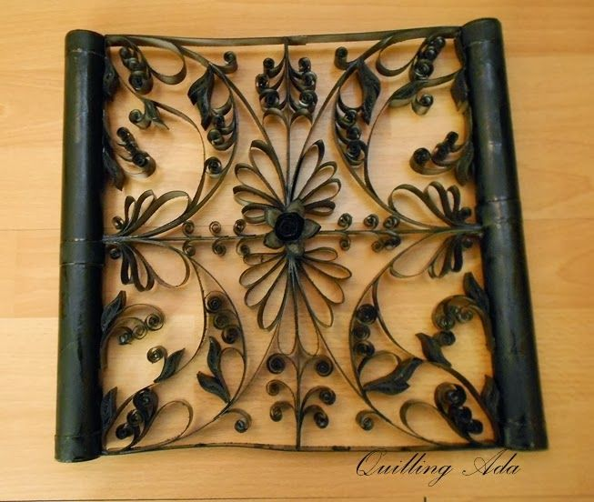 Quilling by Ada: Ornamente