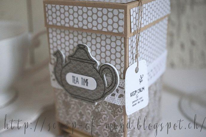 Scrap of Mind: Tea dispenser