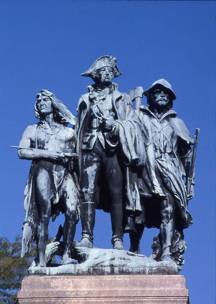 Battle of Fallen Timbers (Aug. 20, 1794), monument. In 1794, an army of 2600, led by Gen. Anthony Wayne, defeated 800 Indian warriors. Wayne invaded Indian ancestral lands, to open them to settlement, rid the area of British border forts manned and supplied from Canada, where agents encouraged the Indians to resist, supplying them with arms and supplies. The Miami, Shawnee, Chippewa, Iroquois, Sauk and Fox were soundly beaten, and the 1795 treaty of Greenville secured Ohio and part of…