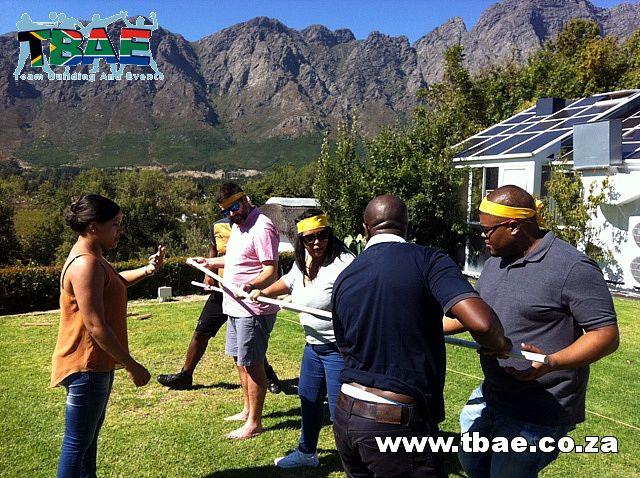 Western Cape Team Building