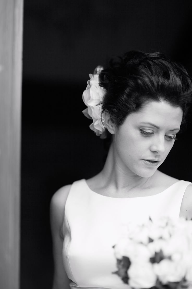 Wedding Hair #updo #weddinghair #bride #hair
