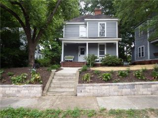 Walk to Farmer's Market & Downtown! Grimsley School District. 612 Park Ave. Greensboro, NC $167,500