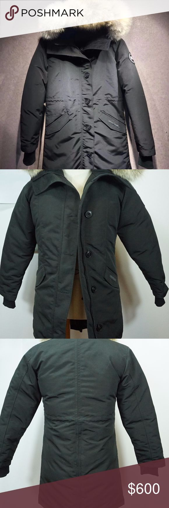 Canada Goose long coat BRAND NEW IN BOX WITH ALL TAGS HAVE OTHER COLORS IN STOCK  CHECK INSTA @sup_brand_shop Canada Goose Jackets & Coats Puffers