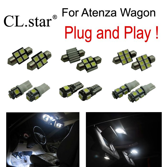 $24.99 (Buy here: https://alitems.com/g/1e8d114494ebda23ff8b16525dc3e8/?i=5&ulp=https%3A%2F%2Fwww.aliexpress.com%2Fitem%2F9pc-x-Free-shipping-Xenon-white-Mazda-6-Mazda6-Atenza-Wagon-LED-interior-light-kit-package%2F32464436918.html ) 9pc x Free shipping  Xenon white for Mazda 6 for Mazda6 Atenza Wagon LED interior light kit package (2013+) for just $24.99
