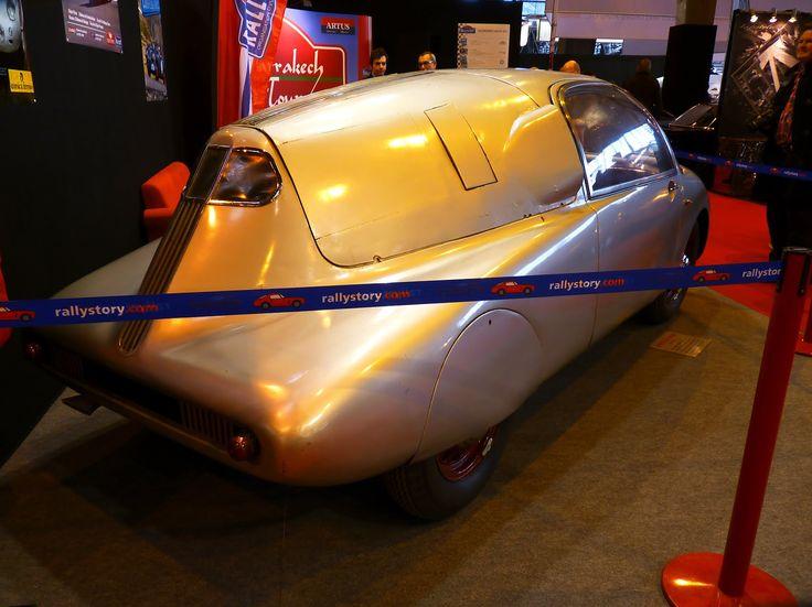 Wimille Prototype 1943
