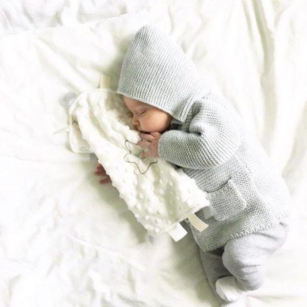 Mamas&Papas valkoinen uniliina vauvalle