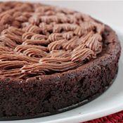 Chocolate velvet desert
