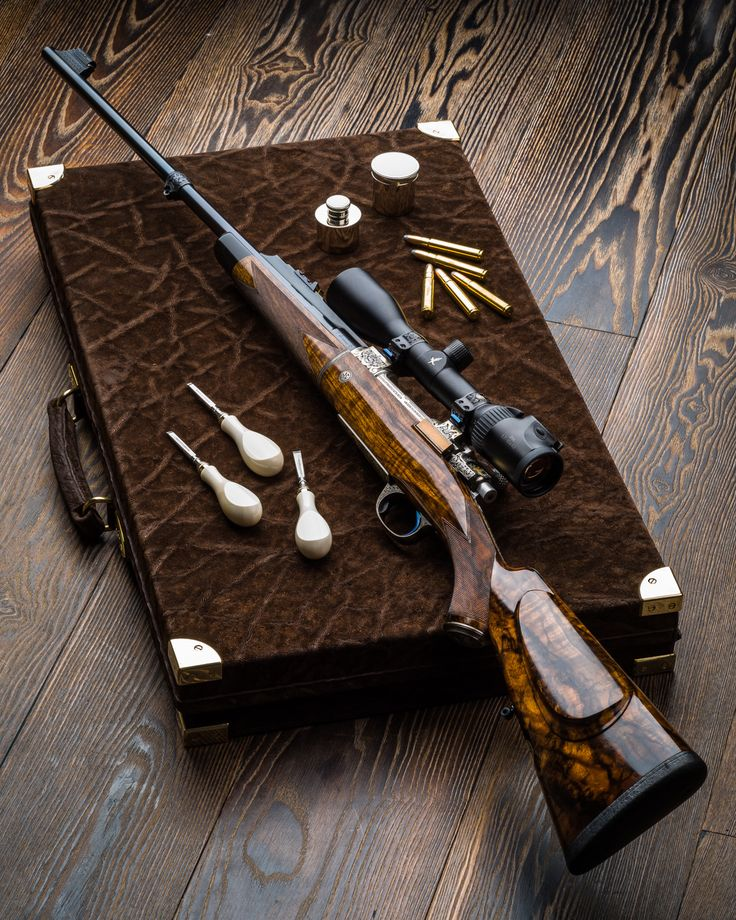 Westley Richards 9.3 x 62