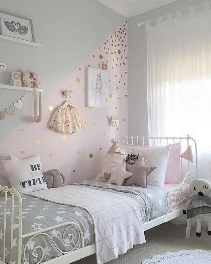 60 modern chic nursery toddler rooms finabarnsaker kids bedroom ideasgirls - Bedroom Ideas Pictures