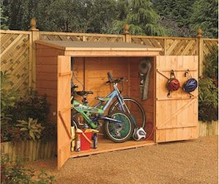 Outdoor storage this is what I need
