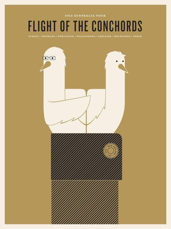 Flight of the Concords - Australian Tour 2012