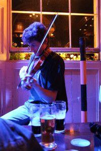 Live music - Merchant's Arch, Temple Bar