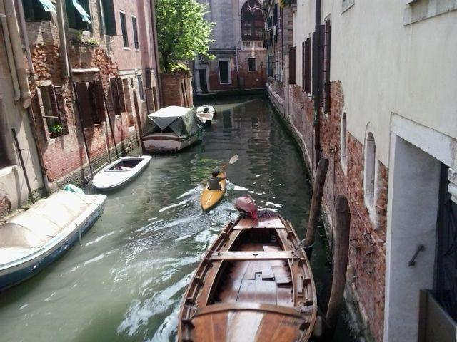 Venezia - canali nascosti #Venezia #Italy