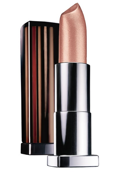 Maybelline Color Sensational lipstick in Nearly There. My favorite lipstick.