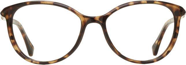 Michael Kors Tortoise Round Frames For Women Visionworks