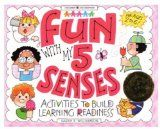 Beginning Science Unit about Your Five Senses (worksheets for each of the senses, identifying what you can/can't use that sense for)