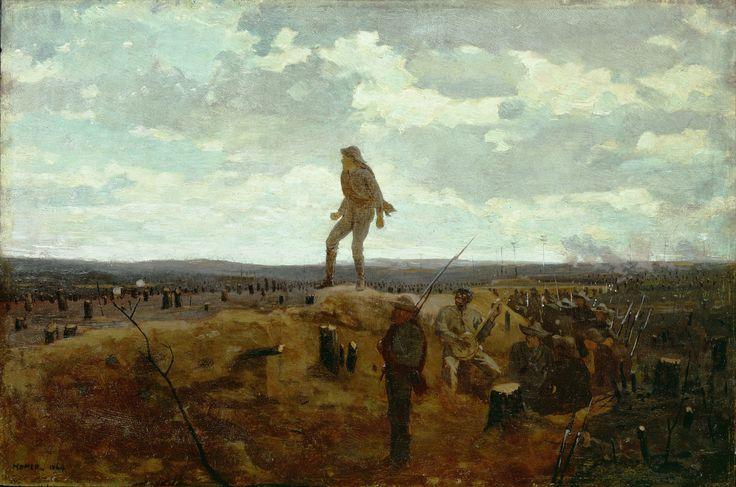 Winslow_Homer_-_Defiance,_Inviting_a_Shot_before_Petersburg.jpg (2000×1325)