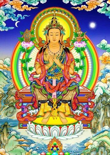 Buddha Maitreya │ 彌勒菩薩 (當來下生彌勒佛)