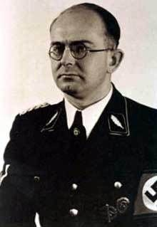 Dr. Franz Alfred Six, a Nazi official who rose to the rank of SS-Brigadeführer, was appointed to direct state police operations in an occupied Great Britain following invasion. He was also tasked with the creation of six Einsatzgruppen to be located in London, Manchester, Birmingham, Bristol, Liverpool and either Edinburgh or Glasgow. These death squads would be responsible for the elimination of civilian resistance members and Jews all over Great Britain.