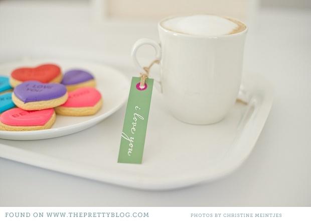 Coffee with cookiesDiy