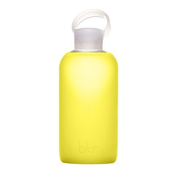 bkr: Water Bottle Canary, at 14% off at FAB // http://fab.com/sjfwxc