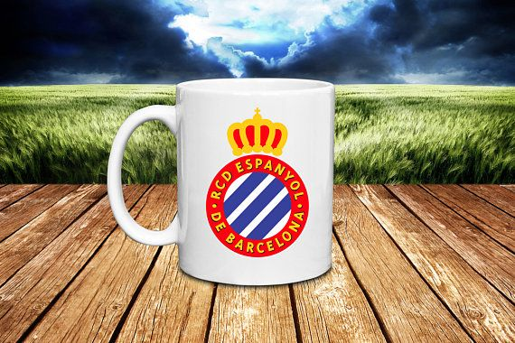 RCD Espanyol de Barcelona La Liga Coffee/Tea/Hot Chocolate