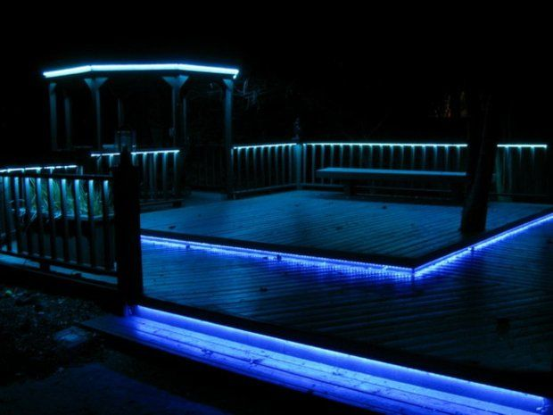 44 best tp2 eclairage siege social images on pinterest for Eclairage led jardin terrasse