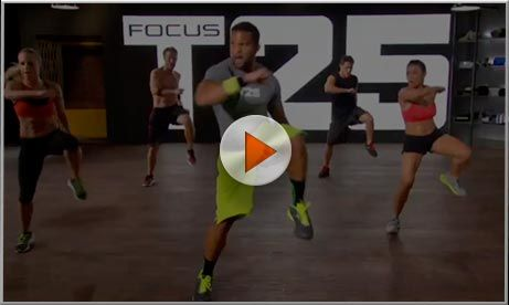 FOCUS T25 Workout: Get Better Results by Doing Shorter Workouts with T25 - Beachbody.com