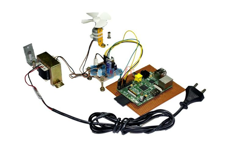 11 best raspberry pi projects images on pinterest for Raspberry pi motor speed control
