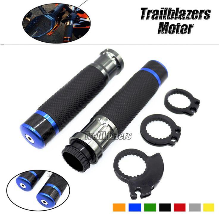 "$24.99 (Buy here: https://alitems.com/g/1e8d114494ebda23ff8b16525dc3e8/?i=5&ulp=https%3A%2F%2Fwww.aliexpress.com%2Fitem%2FUniversal-CNC-Aluminum-Motorcycle-7-8-22mm-Carbon-Fiber-Handlebar-Hand-Grip-For-YAMAHA-MT-07%2F32645175379.html ) Universal CNC Aluminum Motorcycle 7/8"" 22mm Carbon Fiber Handlebar Hand Grip For YAMAHA MT-07 MT-09 MT-09 Tracer MT-01 Blue for just $24.99"