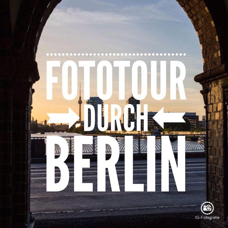 Buche dein Fototour durch Berlin