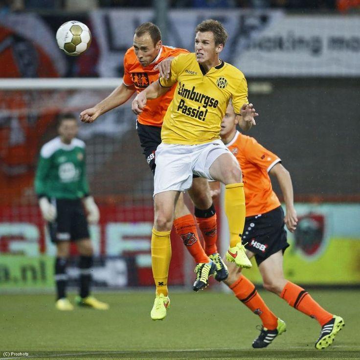 Fotoverslag FC Volendam - Roda JC Kerkrade 25 augustus 2014