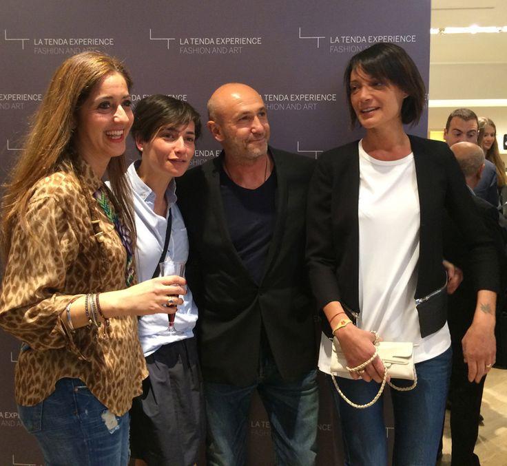 #latendaexperience #milano #specialthursday #event #party #fashion #partner #breradesigndistrict #designweek #mdw15 #fuorisalone2015