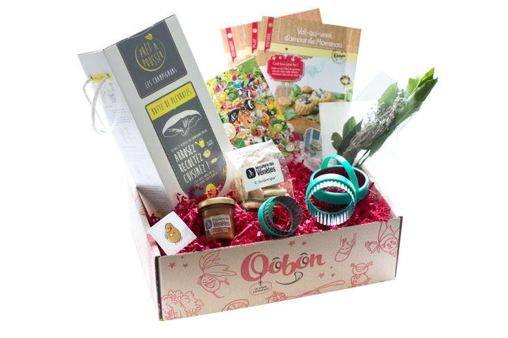 Coffret mémé-morable Disponible à la vente sur www.oobon.com Thème abordé : les traditions culinaires
