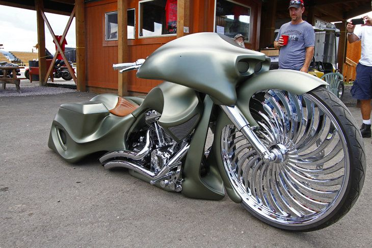 If this is what is trending then I guess its time for me to finally build my adult Big Wheel trike. Maybe Green Machine?
