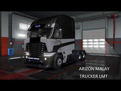 Euro truck simulator 2 v1 32 Iveco Heavy Truck mod   euro