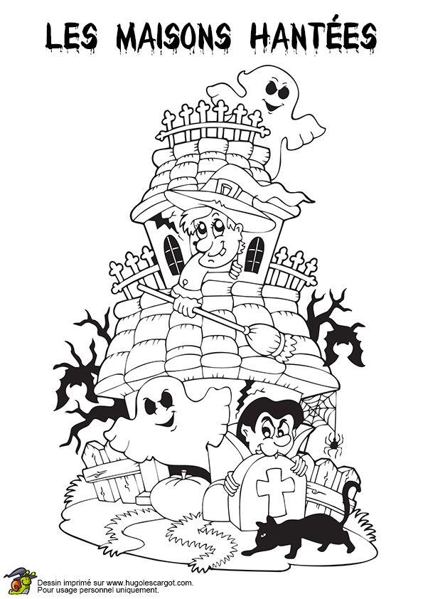 Les 25 meilleures id es de la cat gorie maison hant e d 39 halloween sur pinterest d corations - Decoration halloween maison hantee ...
