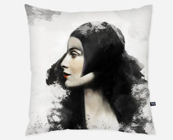 Margaret  free shipping  pillow case / cushion by byburgunder, kr290.00