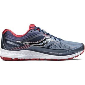 Guide 10 Road Running Shoes Grey/Red