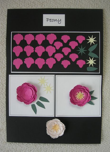 A Passion For Cards: Punch and Stamp Instruction boards